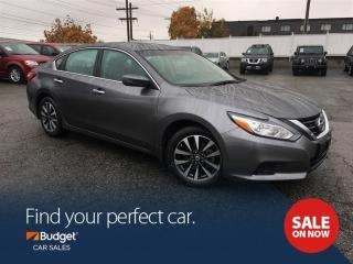 Used 2016 Nissan Altima Blind Spot Detection, Bluetooth Streaming, Low Kms for sale in Vancouver, BC