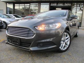 Used 2015 Ford Fusion SE-NAVIGATION-CAMERA-HEATED for sale in Scarborough, ON