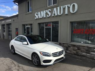 Used 2015 Mercedes-Benz C 300 C 300 REDUCED for sale in Hamilton, ON