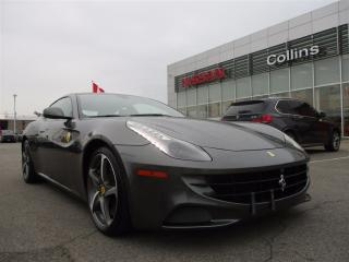 Used 2013 Ferrari FF FF | JUST IN | 7 YEAR MAINTANENCE PKG for sale in St Catharines, ON