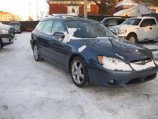 Used 2006 Subaru Legacy 2.5i, limited, sunroof, AWD, htd seats for sale in Ottawa, ON
