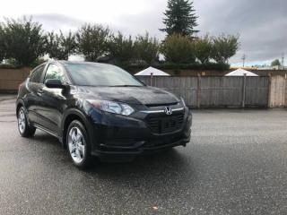 Used 2016 Honda HR-V LX for sale in Surrey, BC