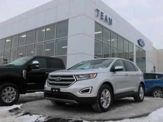 Used 2017 Ford Edge SEL, ACCIDENT FREE, 200A, SYNC, REAR CAMERA, HEATED FRONT SEATS, CRUISE, AIR CONDITIONING, CLTH, AWD for sale in Edmonton, AB