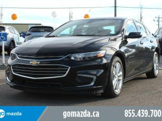 Used 2017 Chevrolet Malibu 1LT POWER OPTIONS BLUETOOTH BACK UP CAMERA TOUCH SCREEN ACCIDENT FREE for sale in Edmonton, AB