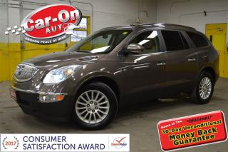 Used 2011 Buick Enclave CXL AWD 7 PASS LEATHER DUAL ROOF REMOTE START for sale in Ottawa, ON