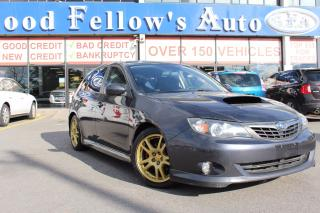 Used 2008 Subaru Impreza WRX MODEL, TURBO, AWD, 2.5 LITER for sale in North York, ON