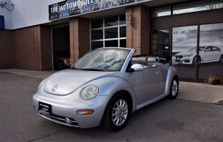 Used 2004 Volkswagen New Beetle GLS for sale in Mississauga, ON
