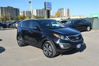 Used 2013 Kia Sportage EX - AWD, Back Up Cam, Bluetooth, Sunroof for sale in London, ON