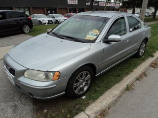 Used 2007 Volvo S60 2.5T - CERTIFIED for sale in North York, ON