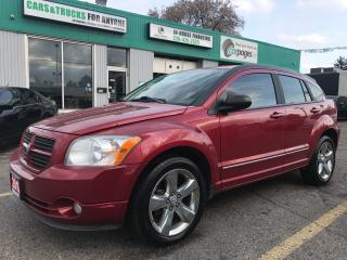 Used 2010 Dodge Caliber SXT l Heated Seats l U-Connect l Alloy Wheels for sale in Waterloo, ON