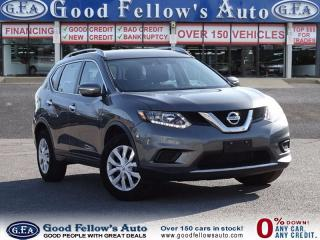 Used 2015 Nissan Rogue S MODEL, 4 CYL, 2.5 LITER, AWD for sale in North York, ON