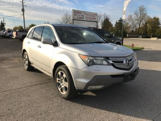 Used 2007 Acura MDX TECHNOLOGY PKG for sale in Komoka, ON