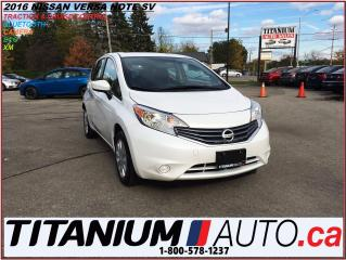 Used 2016 Nissan Versa Note SV+Camera+BlueTooth+Traction & Cruise Control+USB+ for sale in London, ON