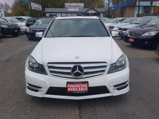 Used 2013 Mercedes-Benz C-Class C300 4MATIC NO ACCIDENT/LOCAL ONTARIO/SUNROOF/LEAT for sale in Brampton, ON