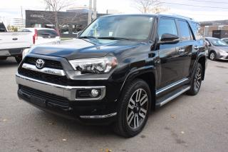 Used 2015 Toyota 4Runner Limited for sale in North York, ON