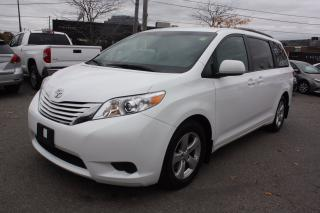 Used 2016 Toyota Sienna LE PWR SLIDING DOORS 8 PASS for sale in North York, ON