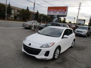 Used 2013 Mazda MAZDA3 GS-SKY for sale in Scarborough, ON