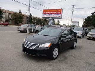 Used 2013 Nissan Sentra SV for sale in Scarborough, ON
