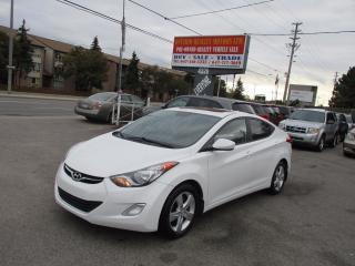 Used 2012 Hyundai Elantra GLS for sale in Scarborough, ON