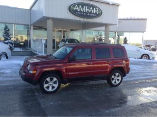 Used 2011 Jeep Patriot 4X4 / HEATED SEATS / NO PAYMENTS FOR 6 MONTHS for sale in Tilbury, ON