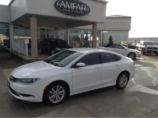 Used 2016 Chrysler 200 LTD / HEATED SEATS/ NO PAYMENTS FOR 6 MONTHS !! for sale in Tilbury, ON