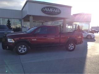 Used 2014 RAM 1500 DIESEL / Outdoorsman / NO PAYMENTS FOR 6 MONTHS !! for sale in Tilbury, ON