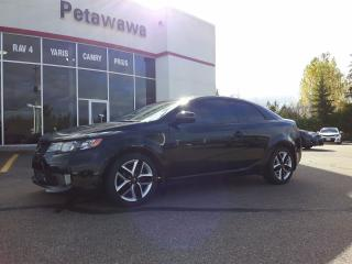 Used 2011 Kia Forte Koup EX w/Sunroof 6spd manual transmission for sale in Ottawa, ON