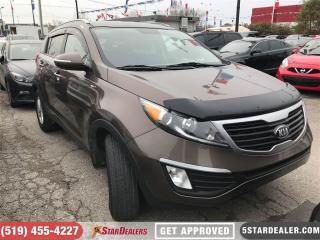 Used 2013 Kia Sportage LX | AWD | HEATED SEATS for sale in London, ON