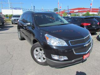 Used 2011 Chevrolet Traverse 1LT   AWD   BLUETOOTH   8PASS for sale in London, ON