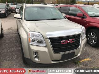 Used 2013 GMC Terrain SLE2 | CAM | HEATED SEATS | BLUETOOTH for sale in London, ON