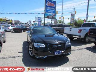 Used 2016 Chrysler 300C PLATINUM | LEATHER | BACKUP CAM | ROOF for sale in London, ON
