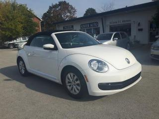 Used 2013 Volkswagen Beetle 2.5L CONVERTIBLE for sale in Waterdown, ON