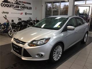 Used 2012 Ford Focus Titanium for sale in Coquitlam, BC
