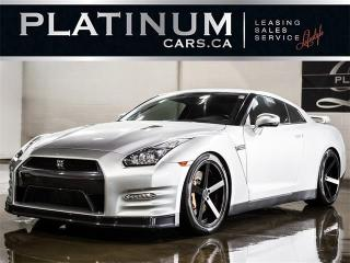 Used 2012 Nissan GT-R BLACK EDITION, 700HP AWD, NAVI, CAM for sale in North York, ON
