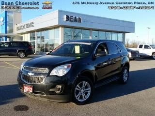 Used 2012 Chevrolet Equinox LS for sale in Carleton Place, ON