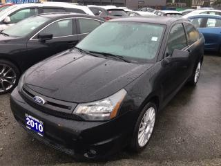 Used 2010 Ford Focus SES for sale in Burnaby, BC