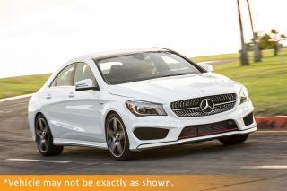 Used 2015 Mercedes-Benz CLA-Class AMG Sport*Nav*DriverAssist*Bac for sale in Winnipeg, MB