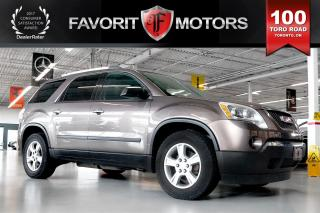 Used 2010 GMC Acadia SLE FWD | 8-PASSENGER | CRUISE CONTROL for sale in North York, ON