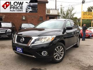 Used 2015 Nissan Pathfinder S*Leather*AllPowerOpti*Bluetooth*NissanWarranty* for sale in York, ON