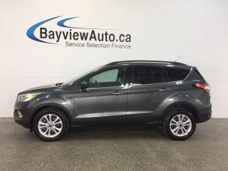 Used 2017 Ford Escape SE- 4WD|1.5L ECOBOOST|PANOROOF|REV CAM|SYNC! for sale in Belleville, ON