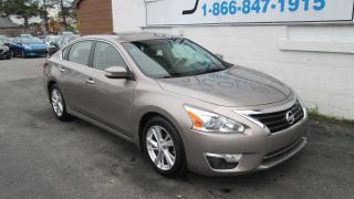 Used 2014 Nissan Altima 2.5 SL for sale in Richmond, ON