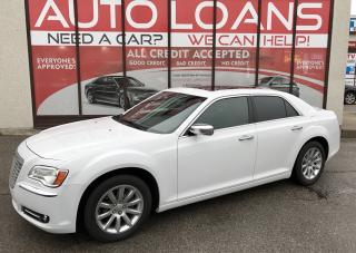 Used 2012 Chrysler 300 Limited LIMITED-0% DOWN ALL CREDIT ACCEPTED for sale in Scarborough, ON