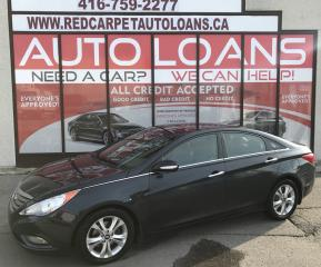 Used 2011 Hyundai Sonata Limited LIMITED-0% DOWN ALL CREDIT ACCEPTED for sale in Scarborough, ON