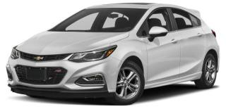 New 2018 Chevrolet Cruze LT Manual for sale in Port Coquitlam, BC