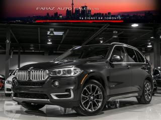 Used 2014 BMW X5 3.5d|HEADS-UP|NAVI|360CAM|COOLED SEATS|EXEC PKG|DIESEL for sale in North York, ON