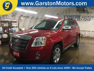 Used 2013 GMC Terrain SLT2*AWD*LEATHER*POWER SUNROOF*POWER REAR LIFT GATE*BACK UP CAMERA*PHONE CONNECT*COLLISION ALERT/LANE DEPARTURE*KEYLESS ENTRY w/REMOTE START* for sale in Cambridge, ON