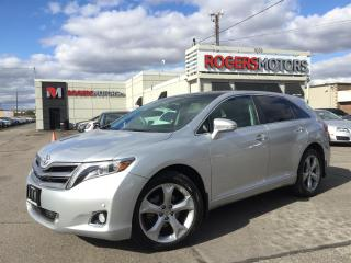 Used 2014 Toyota Venza LTD V6 AWD - NAVI - LEATHER - SUNROOF for sale in Oakville, ON