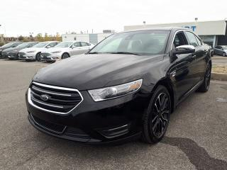 Used 2017 Ford Taurus Limited, AWD, Back Up Cam, Leather Seats for sale in Scarborough, ON
