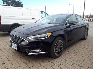 Used 2017 Ford Fusion SE, AWD. Roof, NAV, Back Up Cam for sale in Scarborough, ON