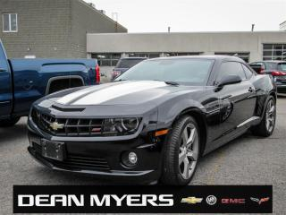Used 2011 Chevrolet Camaro 2SS for sale in North York, ON